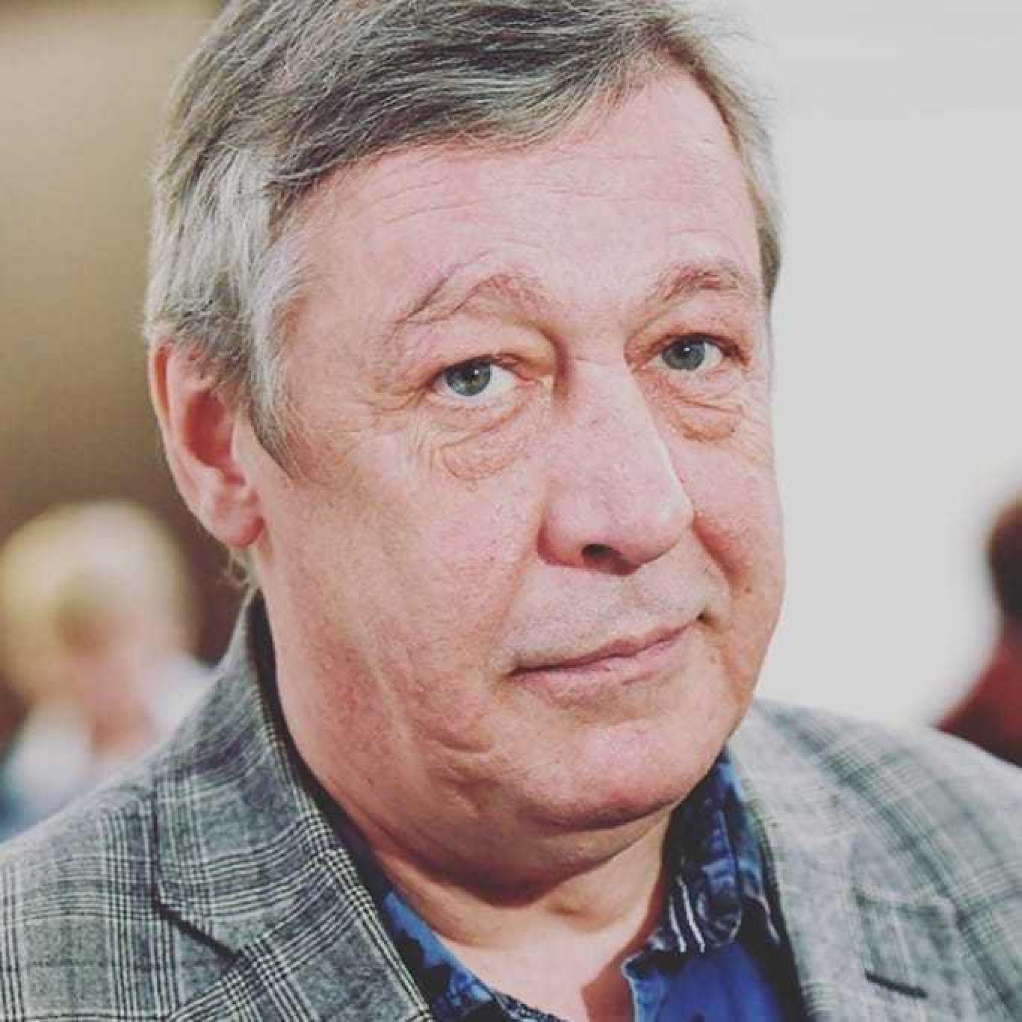 Михаил Ефремов совершил ДТП в состоянии алкогольного и наркотического опьянения