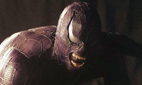 Ужасный взгляд на Венома из «Человека-паука 3»
