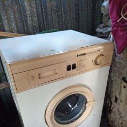 Переделка стиральной машины - автомат для работы на даче без водопровода. Не ищем легких путей