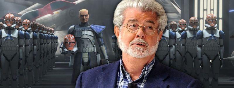 Джордж Лукас может снять новые фильмы «Звездные войны»