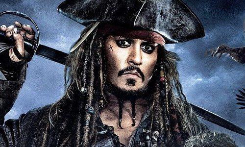 Раскрыто, как на Джонни Деппе сказались «Пираты Карибского моря»