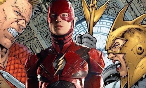DC вырезали из фильма «Флэш» вырезали важный сюжет