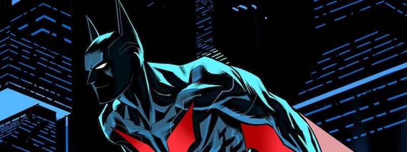 Раскрыто камео героя в фильме «Бэтмен будущего»