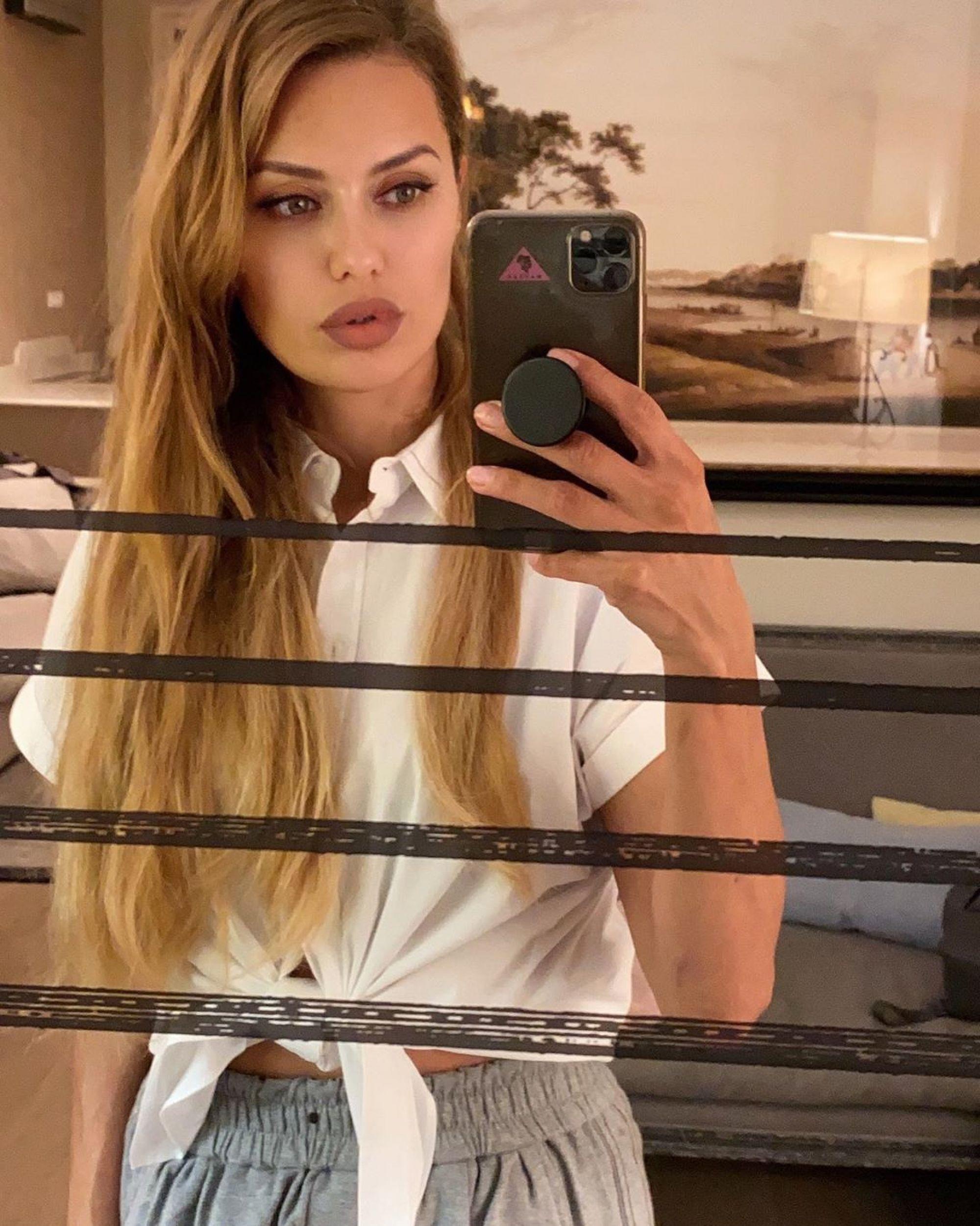 Виктория Боня записала видео против поправок в Конституцию за 10 тысяч евро