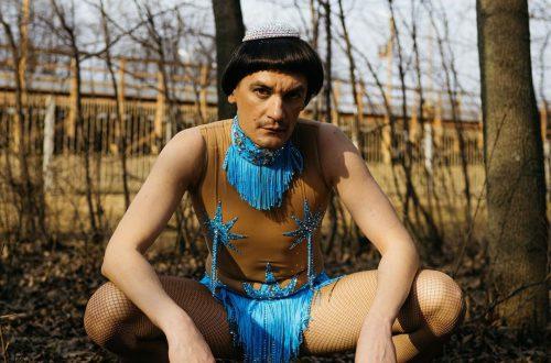 Телеведущий Александр Гудков превратился в рептилоида (фото)