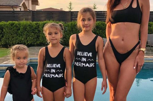 Дочь Оксаны Самойловой исполнила свою детскую мечту