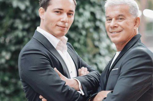 Олег Газманов трогательно поздравил старшего сына с днём рождения
