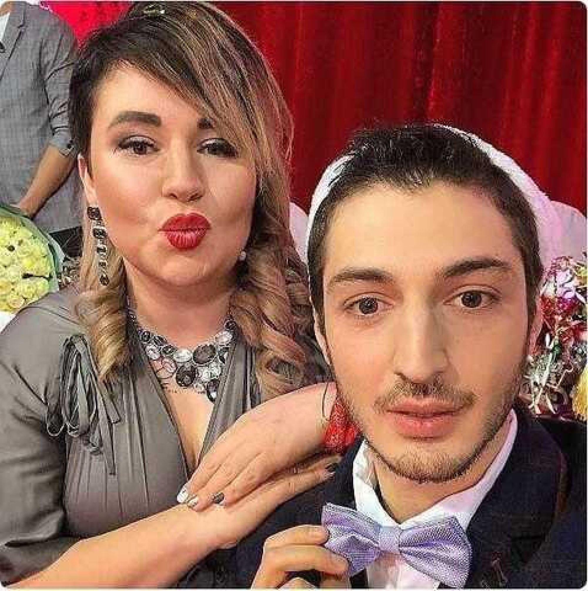 Саша Черно рассказала, на кого похож её новорожденный сын