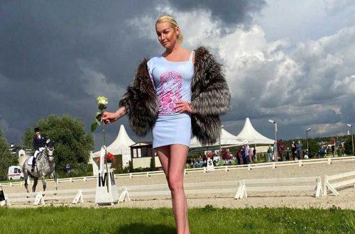 Анастасия Волочкова планирует продать свою купель для оплаты штрафов