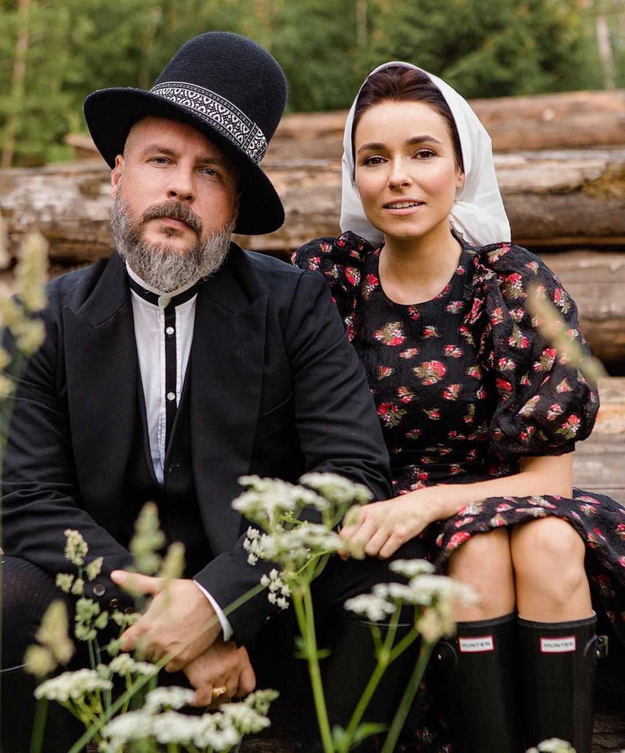 Ирена Понарошку официально развелась с супругом