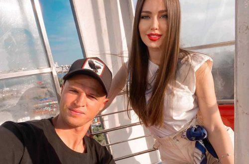 «Знакомьтесь, наша Эмми!»: В семье Дмитрия Тарасова и Анастасии Костенко снова пополнение