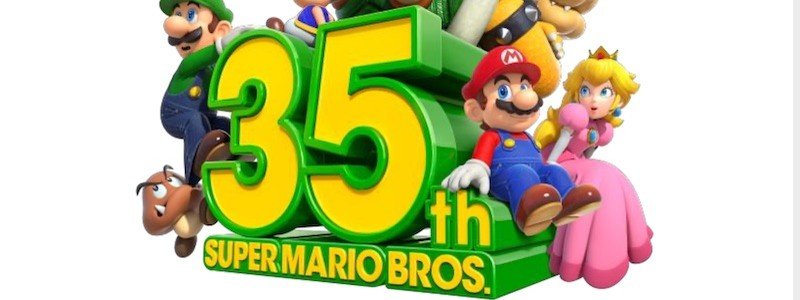Представлены анонсы к 35-летию Super Mario Bros