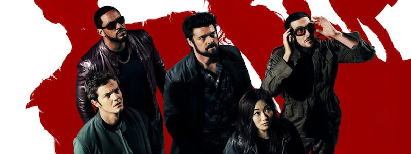 2 сезон сериала «Пацаны» уже можно посмотреть онлайн
