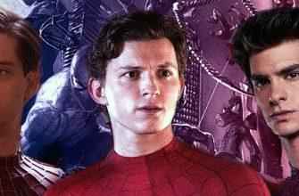 Киновселенная Marvel намекает на связь вселенных Человека-паука