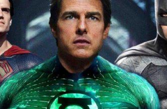 СМИ: Том Круз может сыграть в фильме киновселенной DC