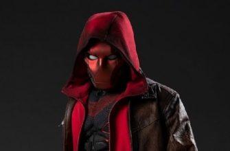 Первый взгляд на Красного колпака из 3 сезона «Титанов»
