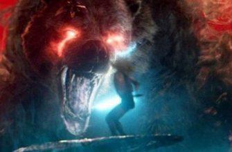 Новый жуткий взгляд на Демона-Медведя из «Новых мутантов»