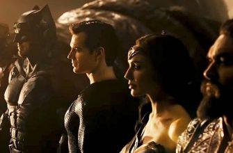 Новый короткий трейлер режиссерской версии «Лиги справедливости»