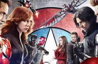 Слух: Marvel готовят фильм «Гражданская война 2»