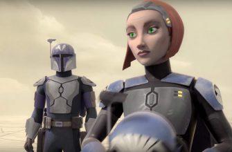 Бо-Катан Крайз появится в сериале «Звездные войны: Бракованная партия»