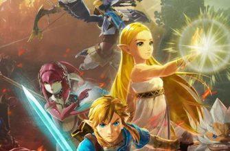 Hyrule Warriors: Age of Calamity поступила в продажу