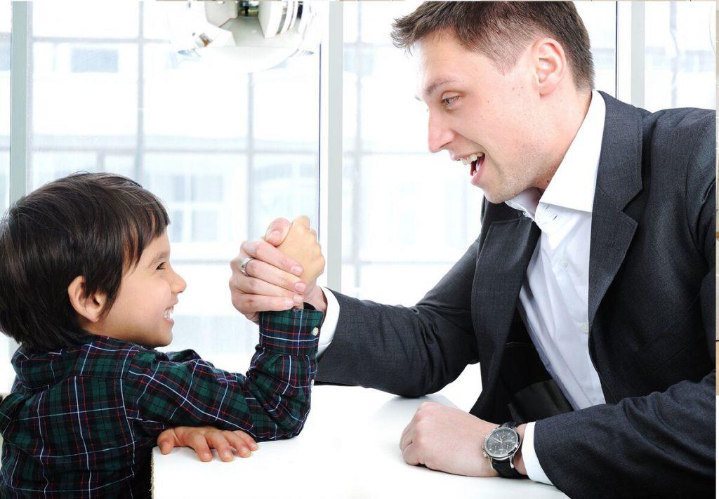 Основные качества, которые отец должен привить сыну