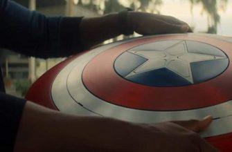 Утечка. Фото костюма нового Капитана Америка из шоу «Сокол и Зимний солдат»