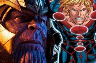 Раскрыто, в каком фильме киновселенной Marvel вернется Танос
