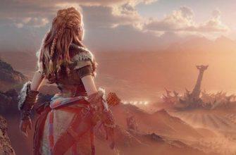 Тизер деталей геймплея Horizon 2: Forbidden West