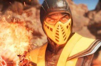 Секретного персонажа нашли в Mortal Kombat 11
