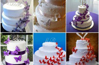 Торт на свадьбе - символ благополучия