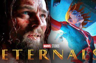 Фильм «Вечные» от Marvel неожиданно вдохновлен «Выжившим» с Леонардо Ди Каприо
