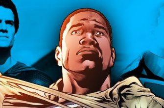 Новый Супермен в фильмах DC будет чернокожим
