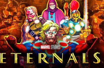 Фильм «Вечные» покажет новые уголки киновселенной Marvel