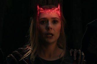 Мама Элизабет Олсен неправильно называла ее героиню Marvel