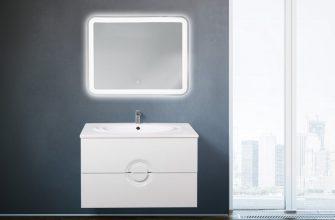 Мебель для ванной от итальянских производителей