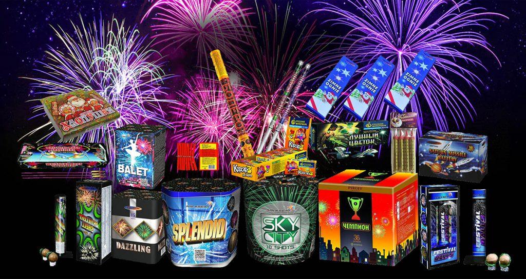 Фееричный Новый год: выбираем и правильно используем фейерверки