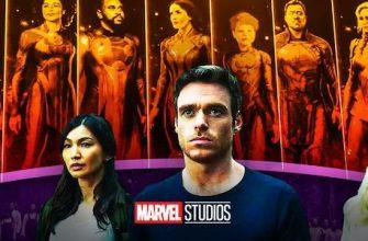 Инсайдер раскрыл фильмы «Мстители 5» и «Вечные 2» от Marvel