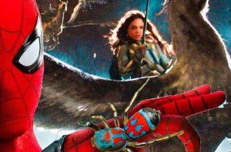 Замечена ошибка в «Мстителях: Финал», в сцене с Человеком-пауком и Валькирией
