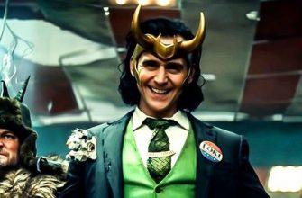 Новый взгляд на альтернативного Локи из грядущего сериала Marvel
